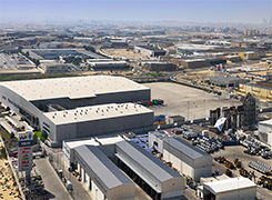 Industrial rents stay firm in Dubai