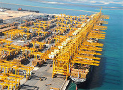 Dubai realty builds around industrial and logistics