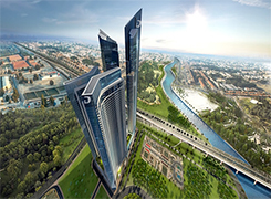 Damac pays Dh1.2bn for site overlooking extended Dubai Canal