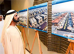 Dubai builds on traditional strengths with Wholesale City