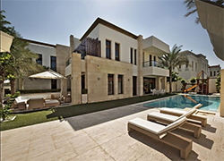 The Dh40m villa with more to offer than an expensive plot