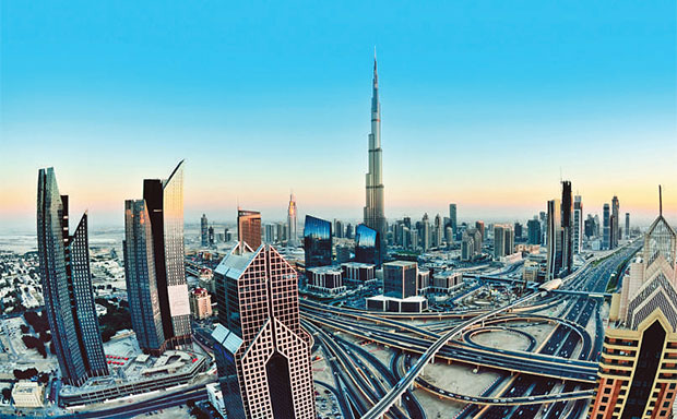 Risks and returns of Dubai's realty