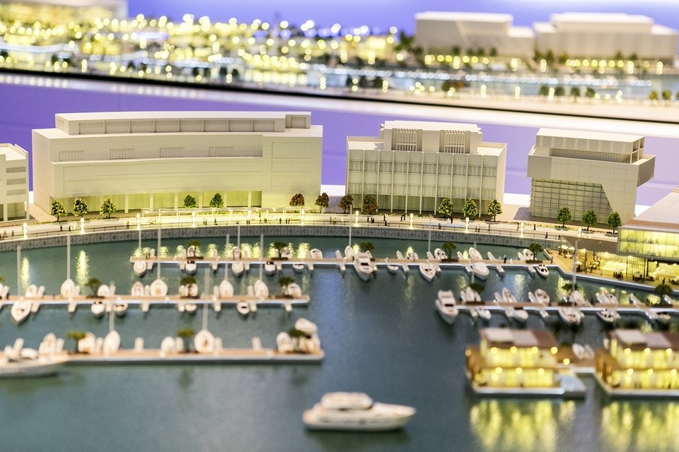 Dubai Canal project offers new pathways of prosperity