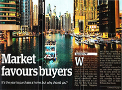 Market favours buyers