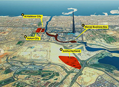 Banks of Dubai canal will be prime property: Experts