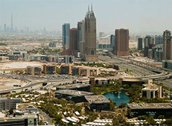 Some DIFC offices commanding rents 20 percent higher than Dubai average