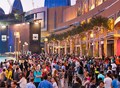 Visitors to Dubai outspend tourists across the world