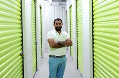 SME profile: Dubai self-storage strategist likes to think out of the box