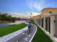 Nakheel to add 105km of cycling tracks in its Dubai communities