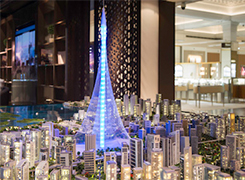Harrods Estates, Emaar Properties team for Dubai real estate showcase
