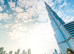 How landmark projects impact Dubai real estate value