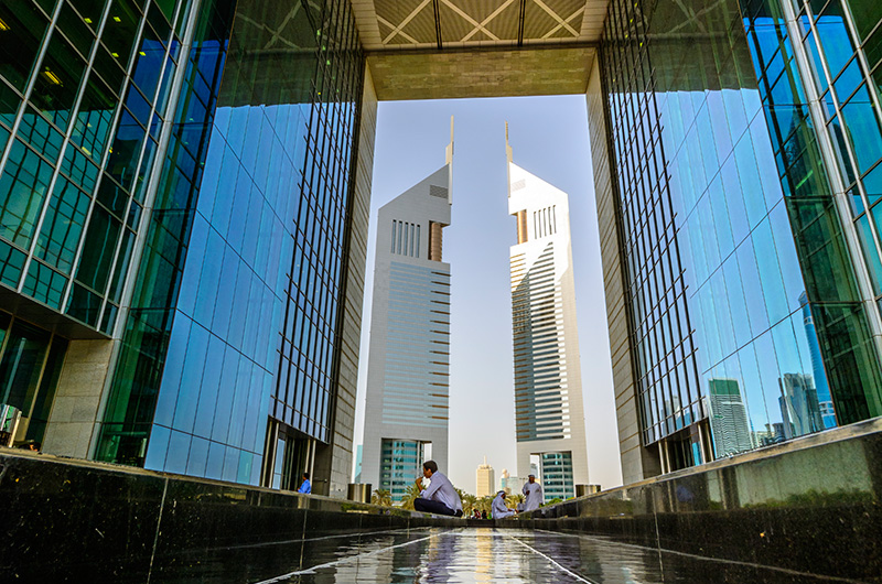 The fitness sector strategically penetrates Dubai's office market