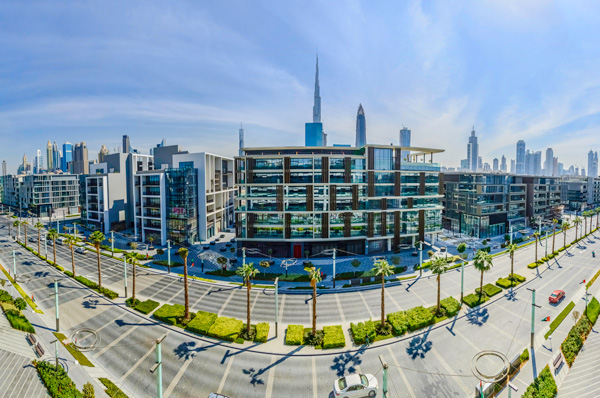 Core Commercial Area Guides City Walk Dubai