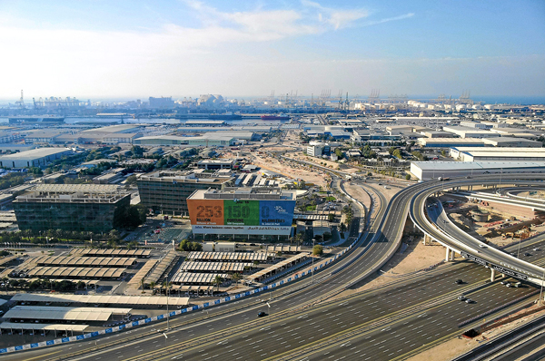 Core Commercial Area Guides Jebel Ali Free Zone Dubai