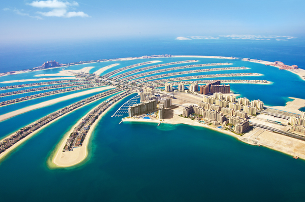 Core Commercial Area Guides Palm Jumeirah Dubai
