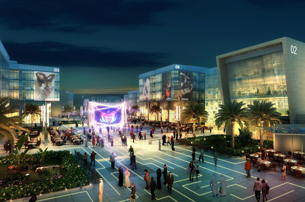 Core Commercial Area Guides Techno Park  Dubai