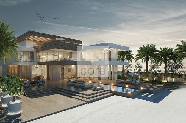 Exclusive VIP Plot On The Beach | Saadiyat