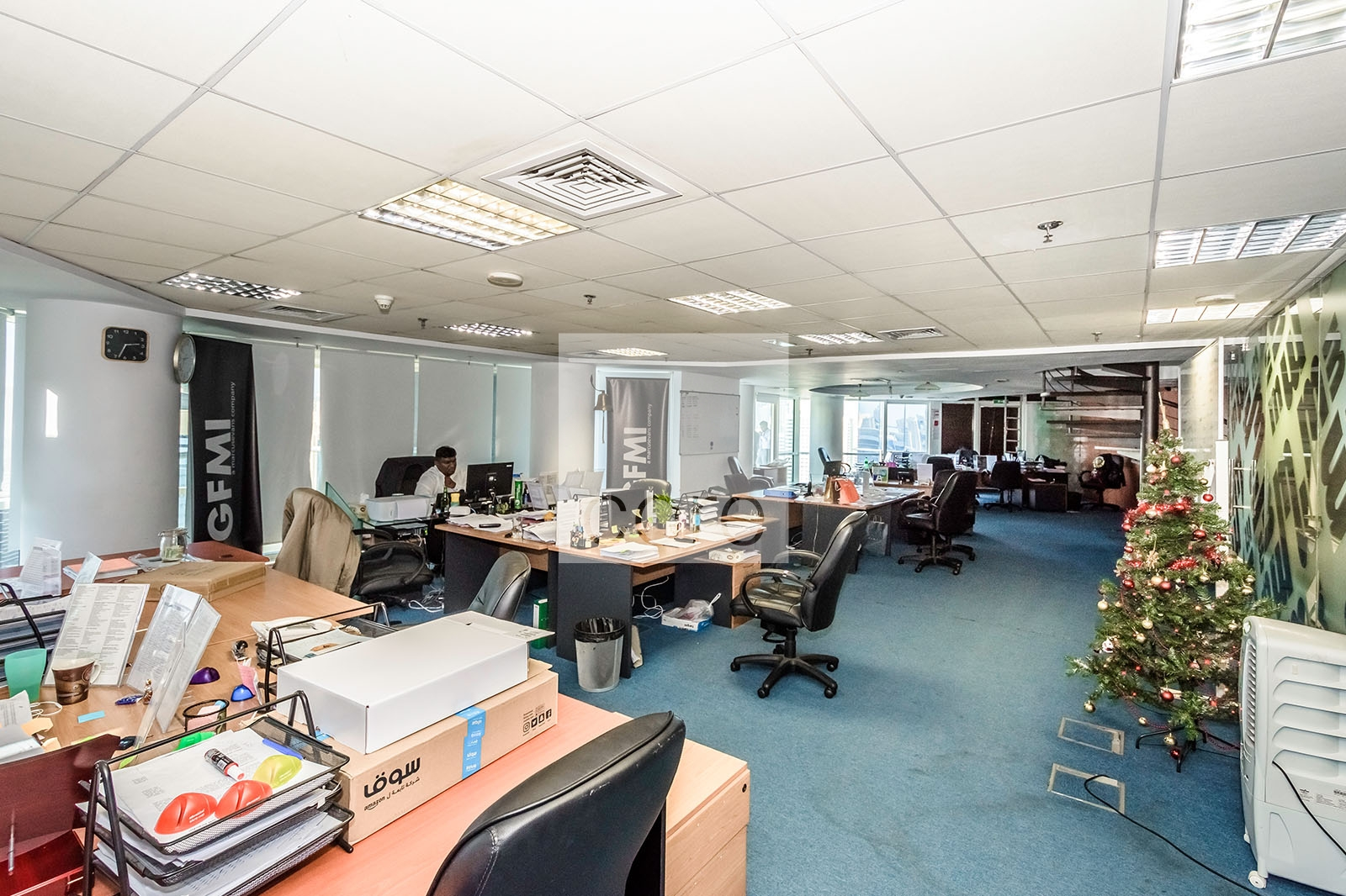 Fitted Office   Mid Floor   DMCC Freezone - CO-R-19361